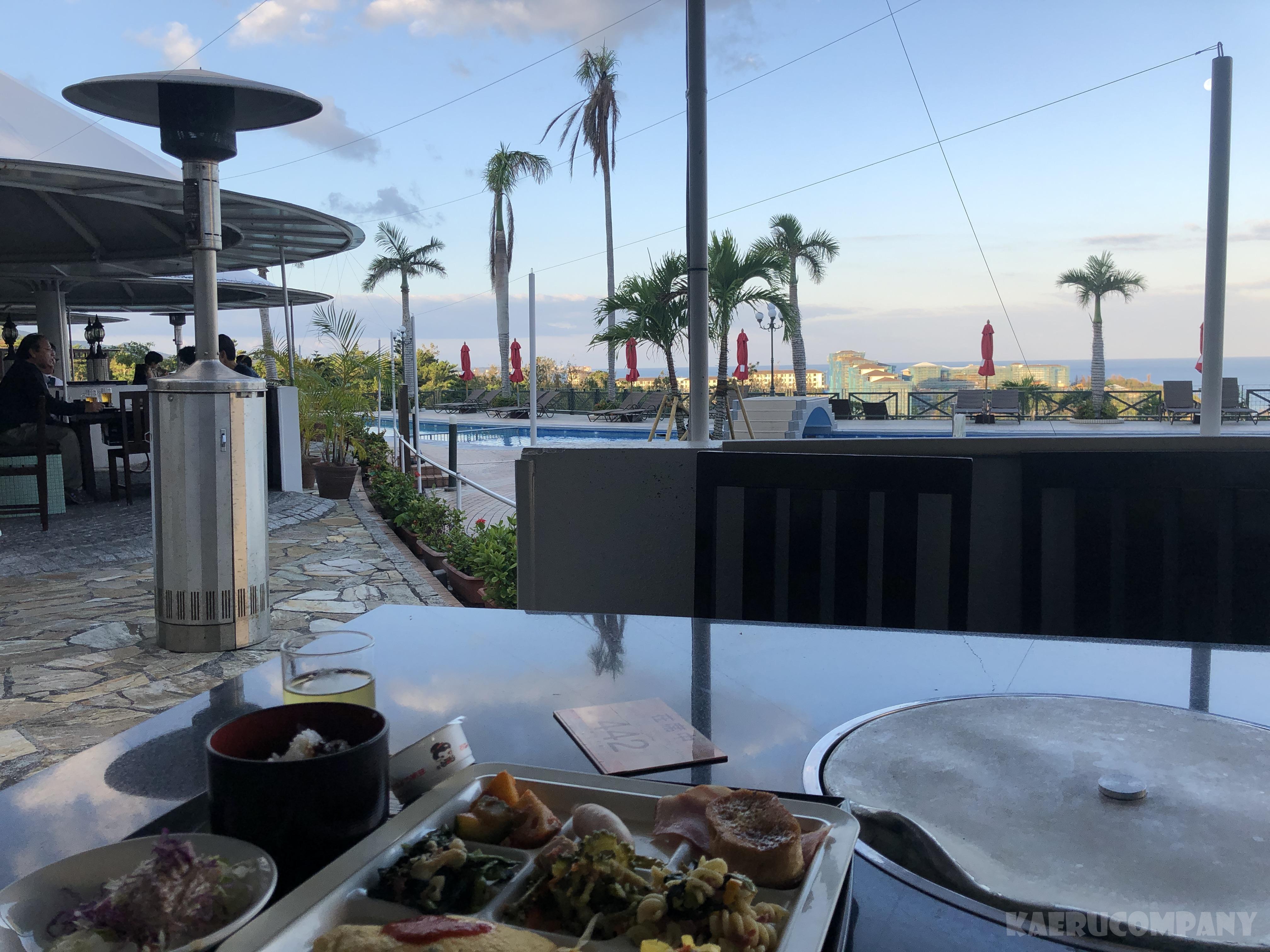 恩納リゾートホテルといえばここ!かりゆしでスパもご飯も大満足!