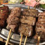 豚のアソコが食べられる!上野もつ焼き【おとんば】
